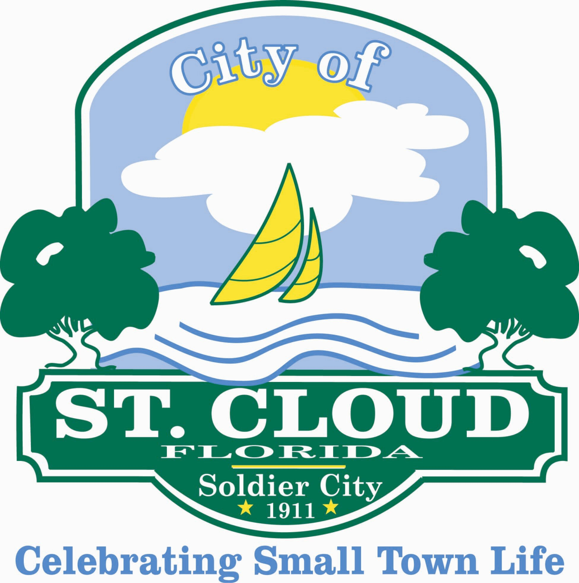 St Cloud City Logo